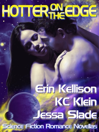 Hotter on The Edge Series, Sci-fi novella, KC Klein, To Buy A Wife, Lake, Hudson, Dark Future Prequel
