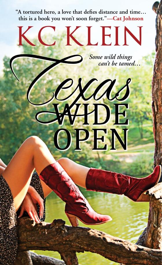 Texas Wide Open, KC Klein, Texas Fever Series, Cole Logan, Katie Harris